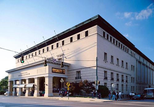 Chattanooga Memorial Auditorium