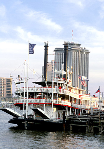 Steamboat Natchez Riverboat