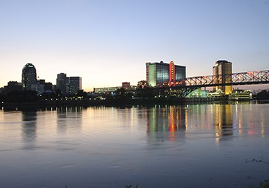Shreveport-Bossier Skyline
