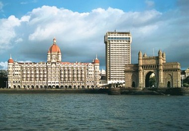 The Taj Mahal Palace & Gateway of India
