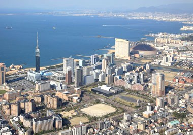 Fukuoka Cityscape
