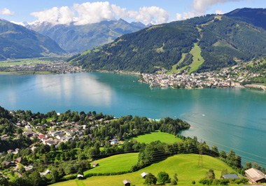 Zell am See Skyline