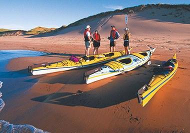 Prince Edward Island Water Sports