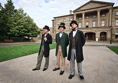 Fathers of Confederation - Province House