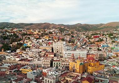 Guanajuato Cityscape
