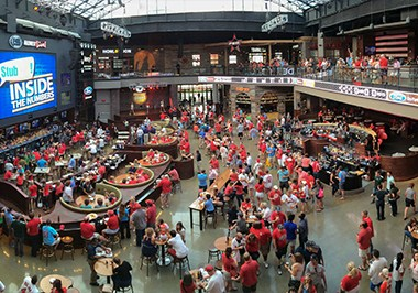 Ballpark Village Interior