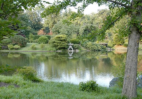 Japanese Garden Missouri Botanical Gardens