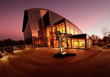 Music Center at Strathmore Sunset Sculpture