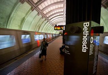 Bethesda Metro