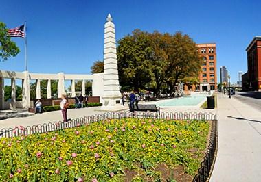 Dallas Dealey Plaza