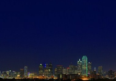 Nightime Skyline
