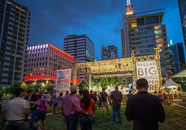 Downtown Dallas, Food and Wine Festival
