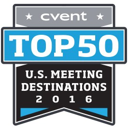 US Top 50 Meeting Destination