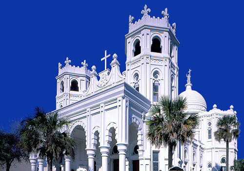 Galveston Sacred Heart Catholic Church