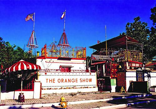 Orange Show Monument