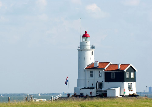 Horse of Marken Lighthouse