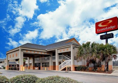 Econo Lodge - Hattiesburg