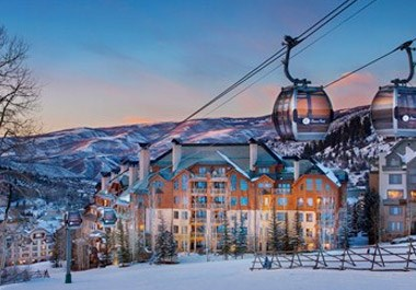 Beaver Creek Mountain Lodging by East West