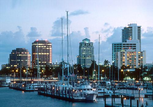 Downtown Palm Beach