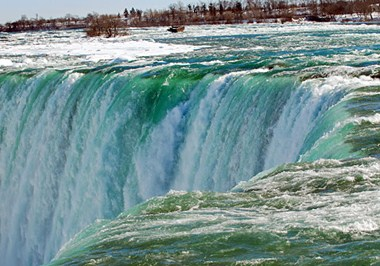 The Horseshoe Falls (Canadian Falls)