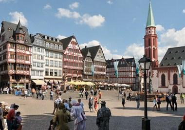 Romerberg Frankfurt