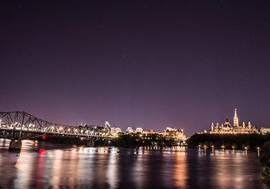 Parliament Skyline