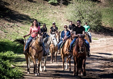 Green Acres Ranch Horse Back Riding