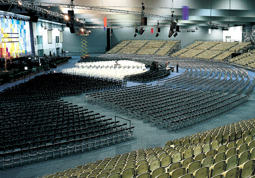 Melbourne Exhibition Centre Plenary Hall