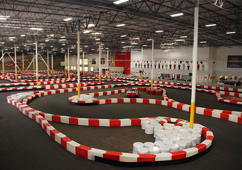 K1 Speed Ontario Race Track