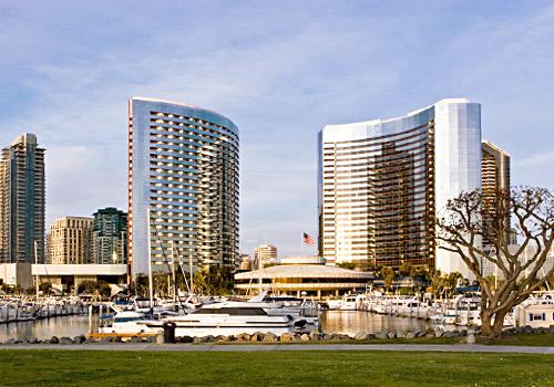 San Diego Marriott Hotel & Marina