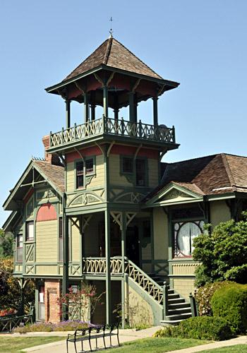 Sherman Gilbert House Heritage Park