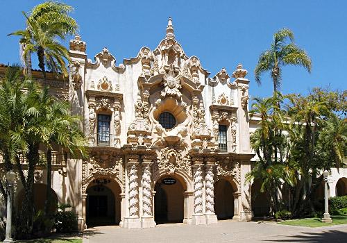 Casa Del Prado Theatre In Balboa Park