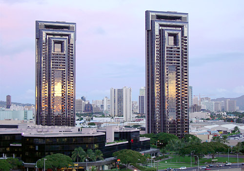 Twin Towers Honolulu