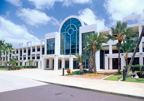 Neal Blaisdell Center