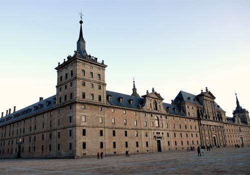 El Escorial Monastery in San Lorenzo