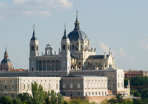 Almudena Royal Cathedral