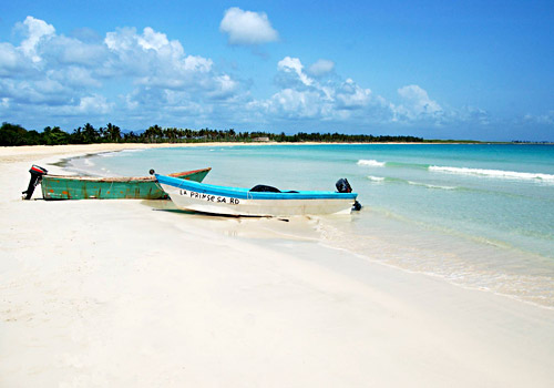 Isla Saona Beach
