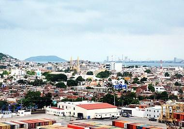 Mazatlan Cityscape