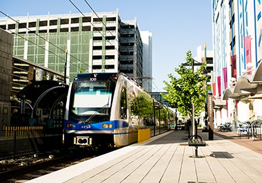 LYNX Blue Line Light Rail