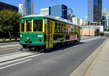 CityLYNX Gold Line Streetcar
