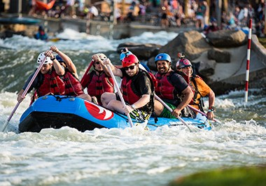 U.S. National Whitewater
