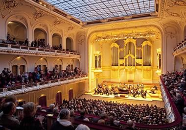 Laeiszhalle Concert Hall