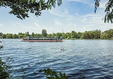Lake Alster