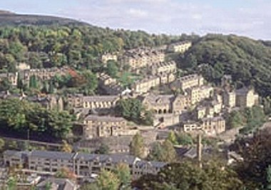 Hebden Bridge Houses