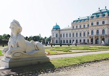 Museen Belvedere