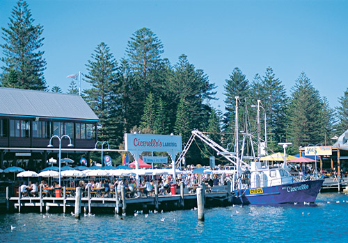 Fremantle's Fishing Boat Harbour