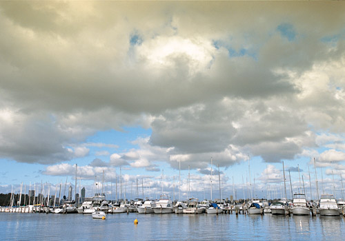 Royal Perth Yacht Club, Matilda Bay