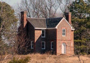 Matthew Jones House at Fort Eustis