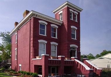 James A. Fields House