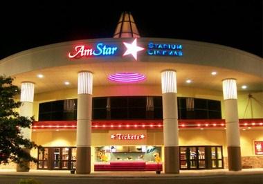 Amstar 12 Oxford